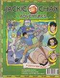 Jackie Chan Adventures Magazine 8