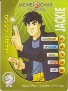 Jackie card 32