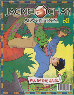 Jackie Chan Issue 68