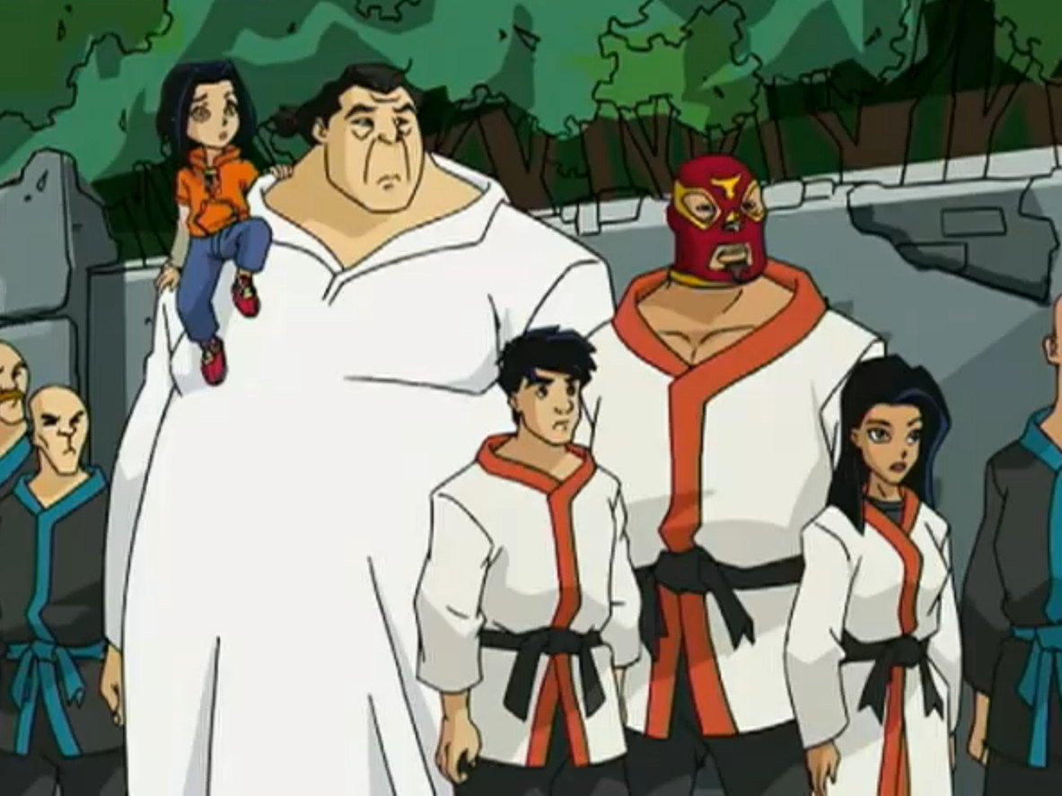Jackie Chan Adventures Wiki
