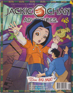 Jackie Chan Issue 48