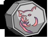 Pig Talisman
