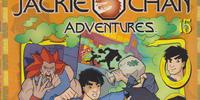 Jackie Chan Adventures Magazine 15
