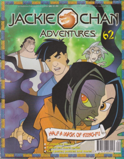 Jackie Chan Issue 62