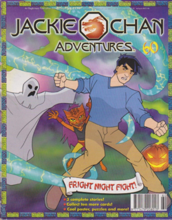 Jackie Chan Issue 60