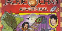 Jackie Chan Adventures Magazine 5