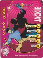 Jackie card 40