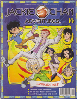 Jackie Chan Issue 14