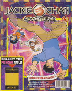 Jackie Chan Issue 40