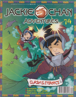 Jackie Chan Issue 74