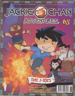 Jackie Chan Issue 65