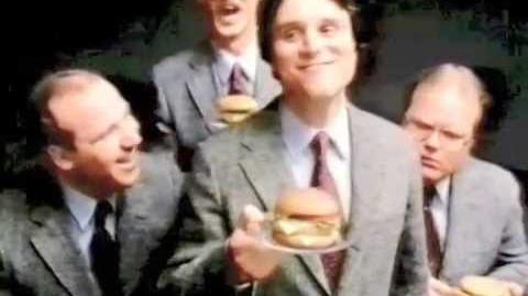 Jack in the Box Commercial Outtakes