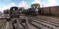 Douglas Kills a Brakevan on Purpose