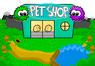 Nav pet shop outside