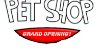Pet Shop Grand Opening