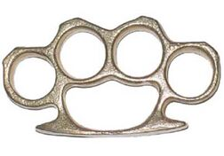 Knuckles brass 60033