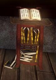 Bookstand 2