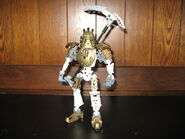 Takanuva The Toa of Light by Dr Oblivian