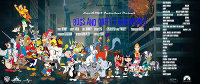 Bugs-and-Daffy's-Adventures-Poster