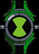 Recalibrated Omnitrix
