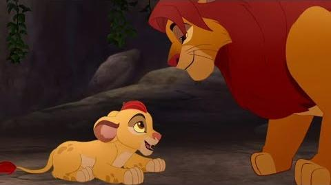 Lion Guard- Path of Honor (feat. BABY KION!) - The Rise of Scar Song HD Clip