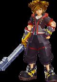 Sora (New Clothes) KHIII