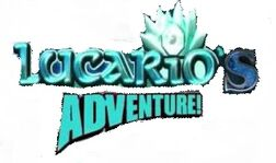 Lucario s adventure series cover by torterra1324-d7bdk29