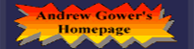 Andrew gowers homepage banner