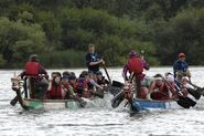 Dragonboat racing