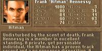 """Frank """"Hitman"""" Hennessy"""