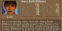Mary Beth Wilkens