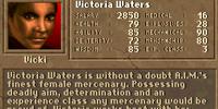 """Victoria """"Vicki"""" Waters"""