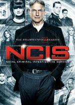 NCIS Season 14 DVD cover