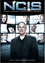 NCIS Season 10 DVD cover