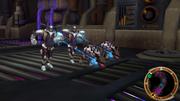 Aeropan commandos with armored armadillos screen