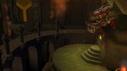 Defeat Baron in Mar's tomb screen