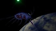 Dark Maker ship exterior