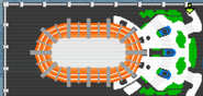 Mar Memorial Stadium map