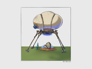 Eco harvester concept art