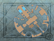 Haven Palace map