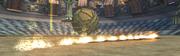 Flame slick