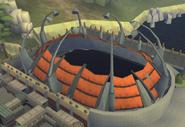 Mar Memorial Stadium topview screen
