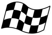 Circuit race icon