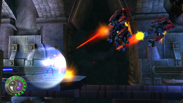File:Light Jak using Light Shield.png