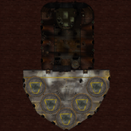 Phantom Blade hangar map