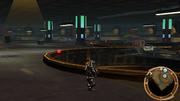 Phantom Blade hangar