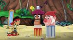 JakeSkullyHook&Smee-The Pirate Princess
