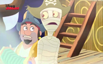Sharky&Pirate Mummy-Mystery of the Mighty Colossus