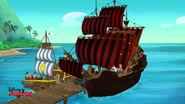 Bucky&Jolly Roger-Smee-erella!01