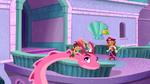 Groupshot-The Rainbow Wand